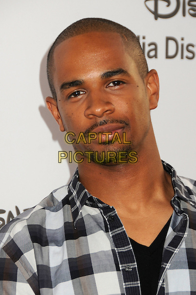 Damon Wayans Jr..Disney Media Networks International Upfronts held at Walt Disney Studios, Burbank, California, USA..May 20th, 2012.headshot portrait white grey gray goatee facial hair black.CAP/ADM/BP.©Byron Purvis/AdMedia/Capital Pictures.
