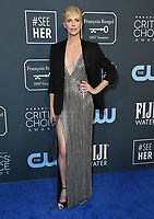 12 January 2020 - Santa Monica, California - Charlize Theron. 25th Annual Critic's Choice Awards held at Barker Hangar. <br /> CAP/MPI/ADM/BT<br /> ©BT/ADM/MPI/Capital Pictures