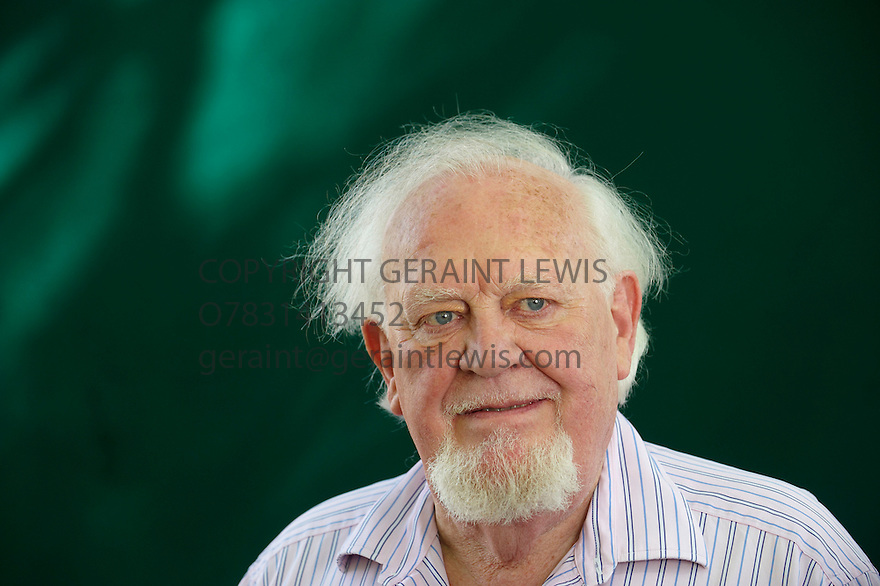 Joss Ackland,film actor at The Edinburgh International Book Festival 2009.CREDIT Geraint Lewis