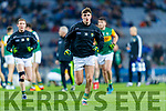 Seán O'Shea, Kerry before the Allianz Football League Division 1 Round 1 match between Dublin and Kerry at Croke Park on Saturday.