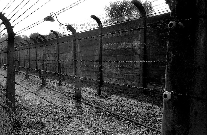 Auschwitz, former Nazi death camp, in Oswiecim, Poland's Nazi-era concentration camp..