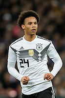Leroy Sane (Manchester City) of Germany during the International Friendly match between England and Germany at Wembley Stadium, London, England on 10 November 2017. Photo by Andy Rowland.