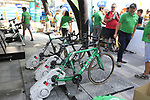 La Vuelta village in El Puig at the end of Stage 4 of La Vuelta 2019 running 175.5km from Cullera to El Puig, Spain. 27th August 2019.<br /> Picture: Eoin Clarke | Cyclefile<br /> <br /> All photos usage must carry mandatory copyright credit (© Cyclefile | Eoin Clarke)