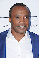 16 July 2016 - Pacific Palisades, California. Sugar Ray Leonard. Arrivals for HollyRod Foundation's 18th Annual DesignCare Gala held at Private Residence in Pacific Palisades. Photo Credit: Birdie Thompson/AdMedia