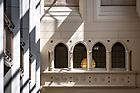 May 30, 2018; Jordan Hall of Science galleria (Photo by Matt Cashore/University of Notre Dame)