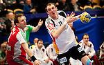 Nach 167 L&auml;nderspielen mit 576 Toren beendet Holger Glandorf seine Karriere in der deutschen Handball-Nationalmannschaft. Der 31-j&auml;hrige Linksh&auml;nder war 2007 Weltmeister und gewann im Juni mit der SG Flensburg-Handewitt die Champions League<br /> Archiv aus: <br />  24.01.2011, Kinnarps Arena, J&ouml;nk&ouml;ping, SWE, IHF Handball Weltmeisterschaft 2011, Herren, Deutschland (GER) vs Ungarn (HUN) im Bild, // Holger Glandorf (RR / TBV Lemgo #11)// during the IHF 2011 World Men's Handball Championship match Germany (GER) vs Iceland (ISL)  at Kinnarps Arena in Jonkoping,   Foto &copy; nph / Bildbyr&aring;n   - 56411