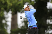 Sadom Kaewkanjana (Thailand) during final day of the World Amateur Team Championships 2018, Carton House, Kildare, Ireland. 08/09/2018.<br /> Picture Fran Caffrey / Golffile.ie<br /> <br /> All photo usage must carry mandatory copyright credit (&copy; Golffile | Fran Caffrey)