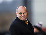 A smile from Mixu Paatelainen