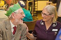 PRH Volunteers Christmas Dinner