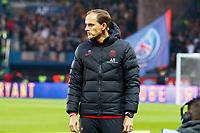 Thomas Tuchel ( Entraineur Coach PSG )<br /> 01/02/2020<br /> Paris Saint Germain PSG - Montpellier  <br /> Calcio Ligue 1 2019/2020 <br /> Photo Gwendoline Le Goff Panoramic/insidefoto <br /> ITALY ONLY