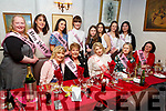 Karen McCarthy from Farmers Bridge enjoying her hen party in Cassidys on Saturday night.<br /> Seated l to r: Helen McCarthy, Kathleen Sugrue, Karen McCarthy, Cathy O'Connor and Lorraine Wharton.<br /> Back l to r: Samantha Sugrue, Gretta Quirke, Kelly O'Connor, Noreen Landers, Kayla Sugrue, Myra Griffin, Sarah Brosnan and Joanna Ycasas.