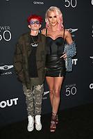 10 August 2017 - Los Angeles, California - Nats Getty, Gigi Gorgeous. OUT Magazine's Inaugural POWER 50 Gala & Awards Presentation. Photo Credit: F. Sadou/AdMedia