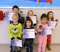 PHOTO SUBMITTED December Super Students from Pineville Primary School. Congratulations students.
