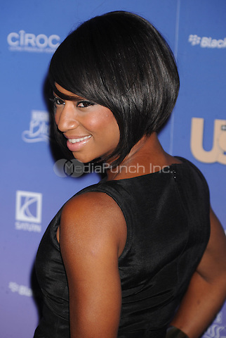 Monique Coleman at US Weekly's Hot Hollywood Issue Celebration at Skylight Studios in New York City. October 21, 2008. Credit: Dennis Van Tine/MediaPunch