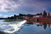 Robert Burns Centre and the River Nith, Dumfries, Dumfries and Galloway<br /> <br /> Copyright www.scottishhorizons.co.uk/Keith Fergus 2011 All Rights Reserved
