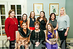 Lynch's Restaurant Christmas Party: Staff of Mary Lynch's Freezer's Reataurant, Listowel enjoying their Christmas party at The Listowel Arms Hotel on Saturday night last. Front : Clodagh Leahy, Mary Lynch & Shannon O'Leary. Back : Danielle Consedine, Mary Kate Healy, Denise Holly, Eimear Healy, Mairead Consedine & Cindy Broderick.