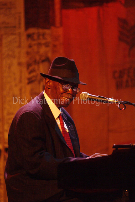 Dick Waterman Blues Photographs