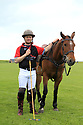 Tyrella House Polo player Jamie McCarthy at Tyrella House, County Down, Monday June3rd, 2019. (Photo by Paul McErlane for Belfast Telegraph)