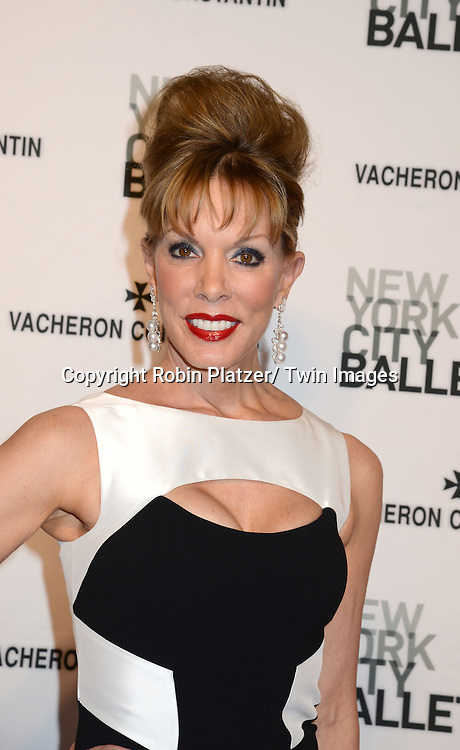 Michele Riggi attends the New York City Ballet Spring 2014 Gala on May 8, 2014 at David Koch Theatre in Lincoln Center in New York City, NY, USA.