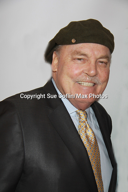 Stacy Keach - The 68th Annual Theatre World Awards 2012 presented to 12 actors for their Outstanding Broadway or Off-Broadway Debut Performances during the 2011-2012 theatrical season on June 5, 2012 at the Belasco Theatre, New York City, New York.