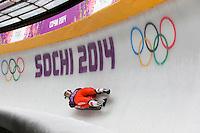 Luge - Sochi