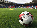 Scotland training at Hampden