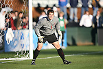 16 December 2007: Ohio State's Casey Latchem. The Wake Forest University Demon Deacons defeated the Ohio State Buckeyes 2-1 at SAS Stadium in Cary, North Carolina in the NCAA Division I Mens College Cup championship game.