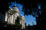 The State Capitol in Sacramento, California, August 15, 2015.