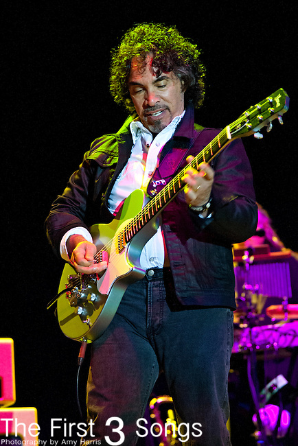 John Oates of Hall & Oates performs during the The Beale Street Music Festival in Memphis, Tennessee.