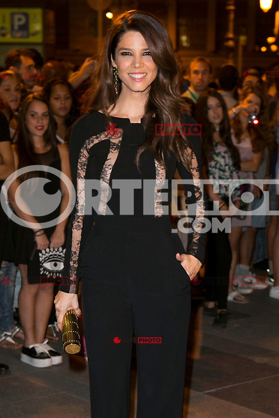 Juana Acostaattends the party of Nike and Roberto Tisci at the Casino in Madrid, Spain. September 15, 2014. (ALTERPHOTOS/Carlos Dafonte) /NortePhoto.com