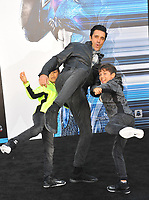 www.acepixs.com<br /> <br /> March 22 2017, LA<br /> <br /> Gilles Marini arriving at the LA premiere of 'Saban's Power Rangers' at the Fox Bruin Theatre on March 22, 2017 in Los Angeles, California. <br /> <br /> By Line: Peter West/ACE Pictures<br /> <br /> <br /> ACE Pictures Inc<br /> Tel: 6467670430<br /> Email: info@acepixs.com<br /> www.acepixs.com