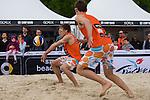 09.05.2015, Muenster, Schlossplatz<br /> smart beach tour, Supercup MŸnster / Muenster, Hauptfeld<br /> <br /> Annahme David Poniewaz<br /> <br />   Foto &copy; nordphoto / Kurth
