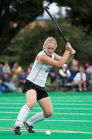 STANFORD, CA - September 19, 2010:  Kelsey Lloyd during the Stanford Field Hockey game against Cal in Stanford, California. Stanford lost 2-1.