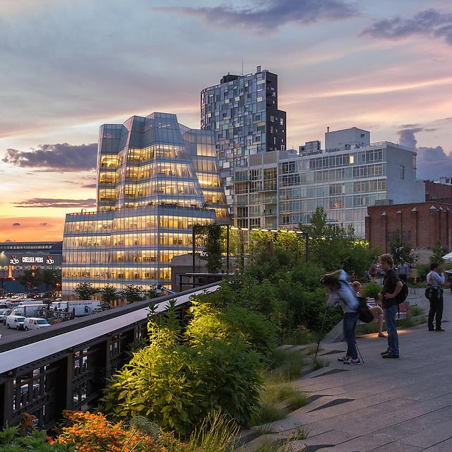 High Line<br /> New York City