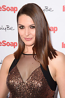 Anna Passey at the Inside Soap Awards 2017 held at the Hippodrome, Leicester Square, London, UK. <br /> 06 November  2017<br /> Picture: Steve Vas/Featureflash/SilverHub 0208 004 5359 sales@silverhubmedia.com
