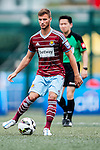 West Ham United vs Shanghai SIPG during day two of the HKFC Citibank Soccer Sevens 2015 on May 30, 2015 at the Hong Kong Football Club in Hong Kong, China. Photo by Xaume Olleros / Power Sport Images
