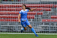 Bridgeview, IL - Wednesday August 16, 2017: Jennifer Hoy during a regular season National Women's Soccer League (NWSL) match between the Chicago Red Stars and the Seattle Reign FC at Toyota Park. The Seattle Reign FC won 2-1.