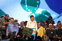 CURITIBA, PR, 29.06.2014 -  CONVENÇÃO PSDB - PR / CURITIBA  - O PSDB-PR realiza na manhã deste domingo (29) na sede do Paraná Clube, a convenção estatual do partido para oficialização da candidatura de reeleição do governador Beto Richa. (Foto: Paulo Lisboa / Brazil Photo Press)