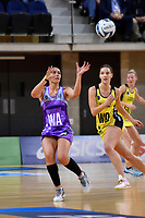 Stars&rsquo; Grace Kara in action during the ANZ Premiership - Pulse v Northern Stars at Te Rauparaha Arena, Porirua, New Zealand on Monday 25 June 2018.<br /> Photo by Masanori Udagawa. <br /> www.photowellington.photoshelter.com