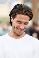 Victor Crone (Estonia)<br /> Eurovision Song Contest, Rehearsal of the first semi-final, Tel Aviv, Israel - 13 May 2019<br /> **Not for sales in Russia or FSU**<br /> CAP/PER/EN<br /> ©EN/PER/CapitalPictures