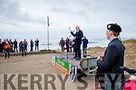 Martin Ferris at the 1916 launch at Banna, Ardfert on Saturday last.
