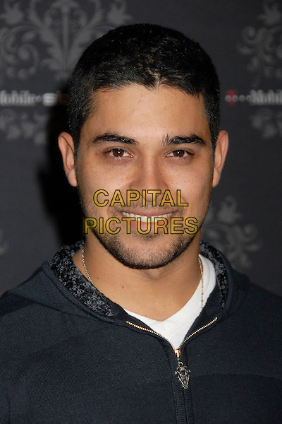 WILMER VALDERRAMA.T-Mobile Sidekick LX Launch Party at Griffith Park, Los Angeles, California, USA..October 16th, 2007.headshot portrait stubble facial hair .CAP/ADM/BP.©Byron Purvis/AdMedia/Capital Pictures.