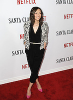 www.acepixs.com<br /> <br /> February 1 2017, LA<br /> <br /> Joy Osmanski arriving at the premiere Of Netflix's 'Santa Clarita Diet' at the ArcLight Cinemas Cinerama Dome on February 1, 2017 in Hollywood, California<br /> <br /> By Line: Peter West/ACE Pictures<br /> <br /> <br /> ACE Pictures Inc<br /> Tel: 6467670430<br /> Email: info@acepixs.com<br /> www.acepixs.com