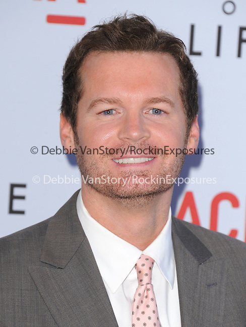 Eric Matheny at The Fox Searchlight L.A. Premiere of The Tree of Life held at The Bing Theatre at LACMA in Los Angeles, California on May 24,2011                                                                               © 2011 Hollywood Press Agency