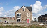Nederland Almere  2018. Nieuwbouw in Almere Poort. Foto Berlinda van Dam / Hollandse Hoogte