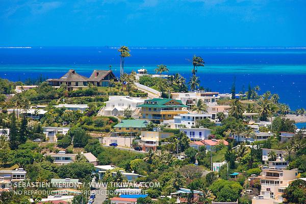 Quartier de l'Orphelinat, Nouméa Sud, Nouvelle-Calédonie