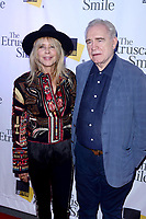 """LOS ANGELES - OCT 28:  Rosanna Arquette, Brian Cox at the """"The Etruscan Smile"""" Premiere at the Writers Guild Theatre on October 28, 2019 in Beverly Hills, CA"""