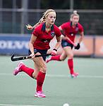 UTRECHT -   Joelle Ketting (Laren) tijdens de hockey hoofdklasse competitiewedstrijd dames:  Kampong-Laren (2-2). COPYRIGHT KOEN SUYK