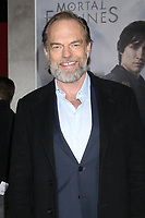 "LOS ANGELES - DEC 5:  Hugo Weaving at the ""Mortal Engines"" Los Angeles Premiere at the Village Theater on December 5, 2018 in Westwood, CA"
