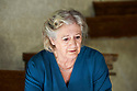 The Cane by Mark Ravenhill, directed by Vicky Featherstone. With Maggie Steed as Maureen.Opens at The Jerwood Theatre Downstairs at The Royal Court Theatre on 13/12/18 pic Geraint Lewis EDITORIAL USE ONLY